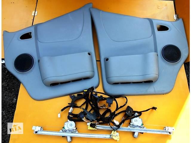 купить бу Комплект стеклоподъемников Renault Trafic Рено Трафик Opel Vivaro Опель Виваро Nissan Primastar в Ровно