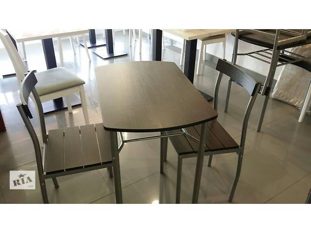 Комплект: стол+2крісла- объявление о продаже  в Ивано-Франковске