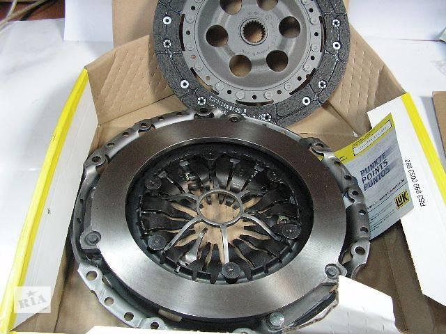 купить бу Комплект сцепления (без подшипника) 230mm Ford Connect , Focus 1.8TDCi  Mondeo 2,0 DI/TDDI 00- в Ровно