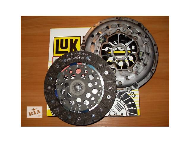продам Комплект сцепления ( диск + корзина )  LUK  Германия  на  2.5dci ( 135 л.с. )  - RENAULT TRAFIC / OPEL VIVARO бу в Луцке
