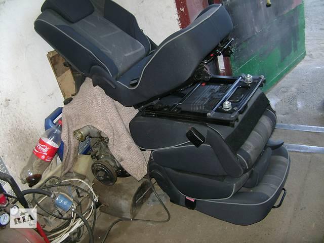 """Комплект сидений для """"Рено Сценик""""(Трансформеры)- объявление о продаже  в Костополе"""
