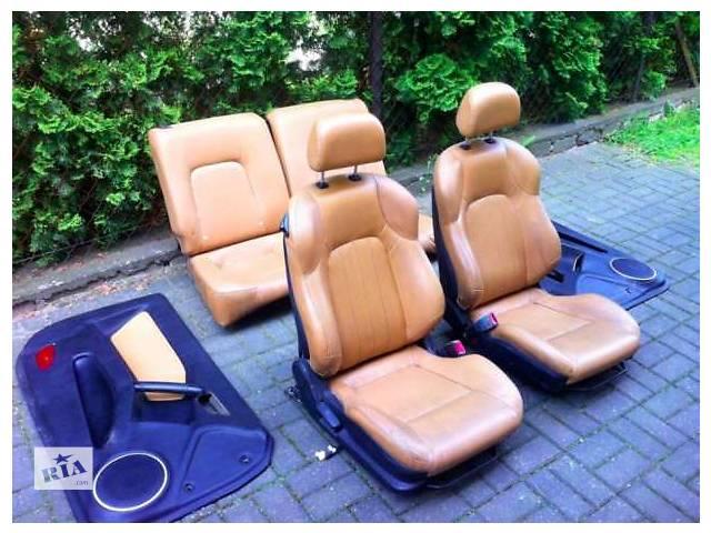 бу Комплект сидений Hyundai Coupe Tiburon 03-09  в Днепре (Днепропетровск)