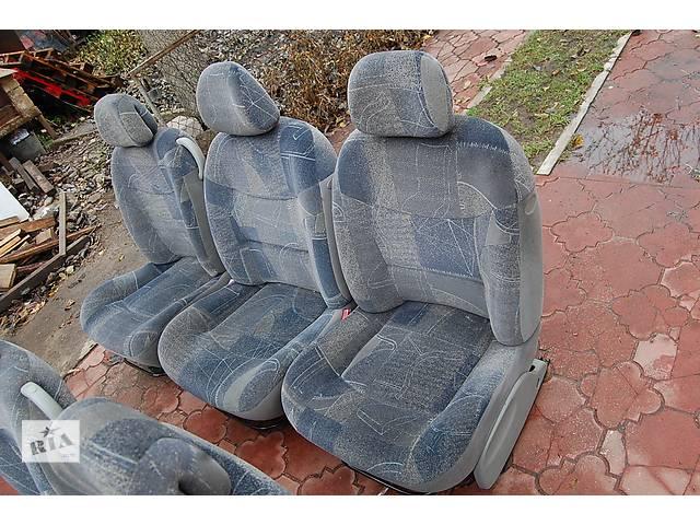 купить бу Комплект сидений трансформеров для Fiat Ducato в Любомле