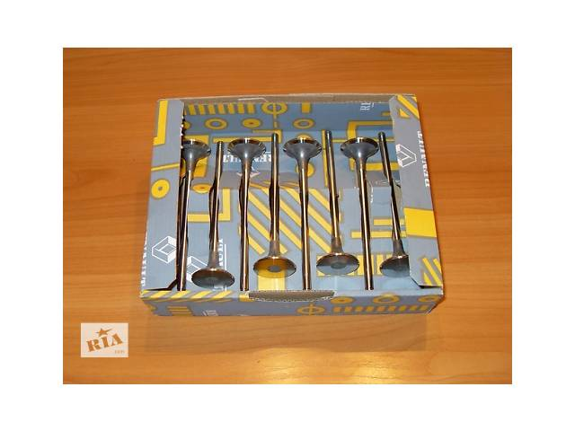 бу Комплект выпускных клапанов 8 штук ( длина клапана 122.9 / диаметр стержня клапана 6 мм / диаметр головки клапана 29.5 м в Луцке