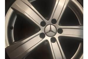 Диск с шиной Mercedes S 500