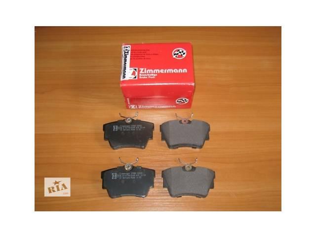 бу Комплект задних тормозных колодок  OTTO  ZIMMERMANN  Германия  на  1.9 / 2.0 / 2.5dci - RENAULT TRAFIC / OPEL VIVARO в Луцке