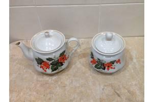 Новые Чайные сервизы