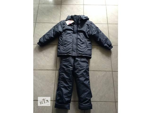 Комплект зимна мальчик куртки- комбинезоны розмір-128- объявление о продаже  в Ужгороде