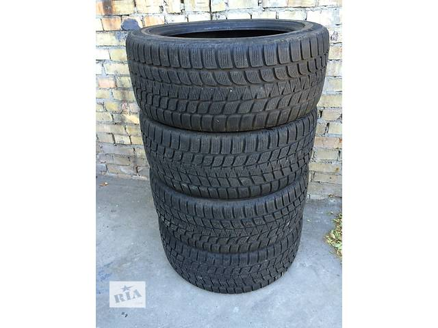 продам Комплект зимней резины 275/45 R20 110V Bridgestone Blizzak LM-25 4*4. бу в Киеве