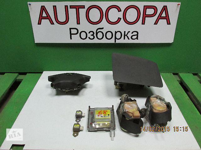 бу Комплект  безопасности для легкового авто Mitsubishi Outlander в Львове