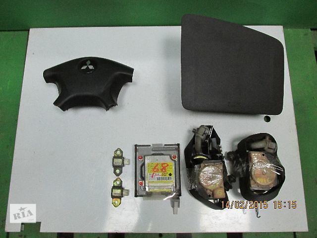 продам Комплект безопасности для легкового авто Mitsubishi Outlander бу в Львове
