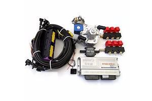 Комплект ГБО STAG-300 газовое оборудование на 6-цэлинд