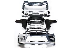 Комплект обвеса Mercedes Benz ML W166 AMG