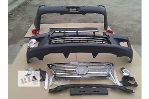 Нові обважування бампера Lexus LX