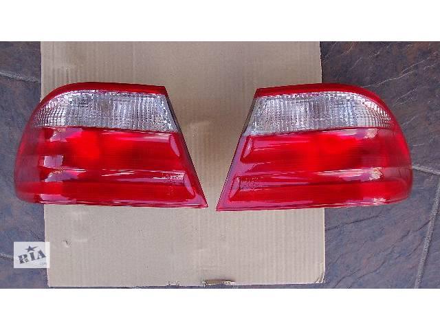 Комплект задних наружных фонарей W210- объявление о продаже  в Николаеве