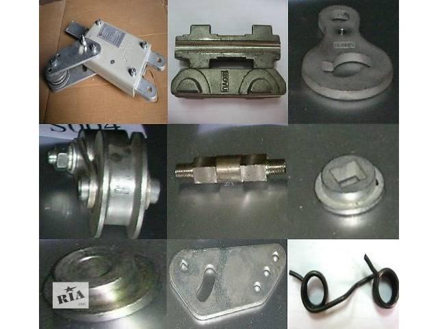 комплектующие для строительной люльки ZLP - 630. (Ловец)- объявление о продаже  в Хмельницком