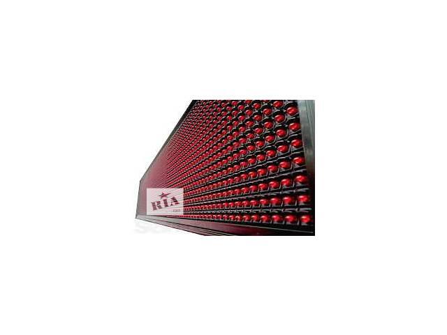 Комплектующие для сборки светодиодных табло. Бегущая строка. Тайвань.- объявление о продаже   в Украине