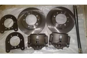 Новые Тормозные диски УАЗ 469