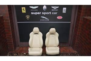 Салон Aston Martin DBS