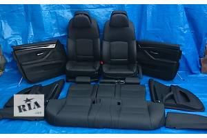 Салон BMW 5 Series