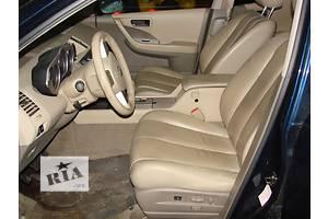 Салоны Nissan Murano