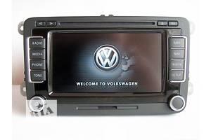 Автомагнитолы Volkswagen Caddy
