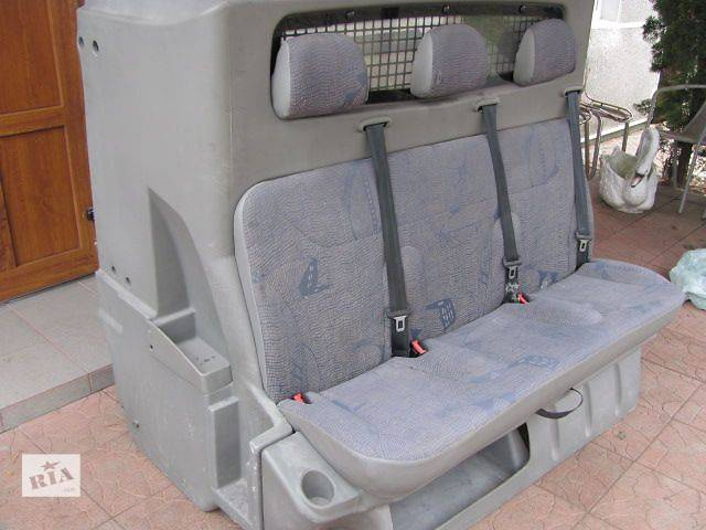 продам  Салон для легкового авто Renault Trafic 2005 бу в Ивано-Франковске
