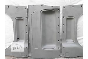 Компоненты кузова Карта багажного отсека Легковой Renault Trafic