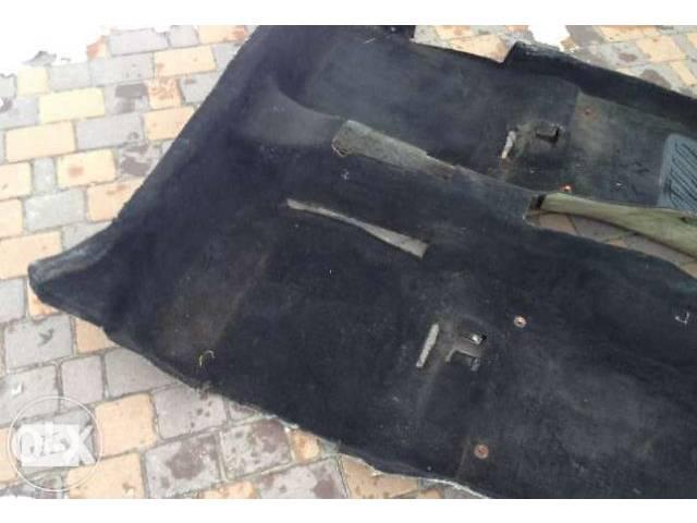 бу Компоненты кузова Ковёр салона Легковой Audi 80 90 B3/B4 Оригинал в Житомире