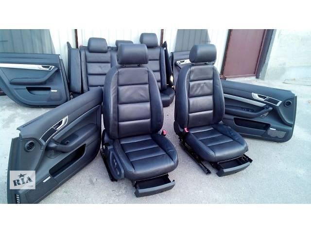 купить бу Компоненты кузова Салон Легковой Audi A6 в Костополе