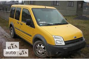 Салоны Ford Tourneo Connect груз.