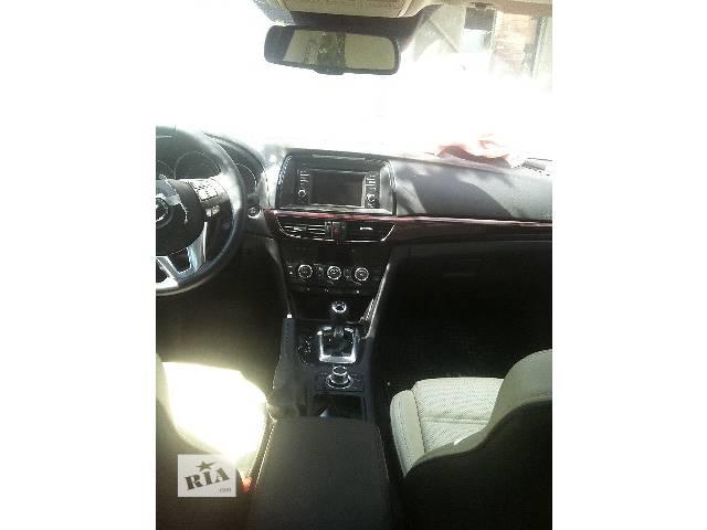 бу Компоненты кузова Салон Легковой Mazda 6 2014 в Львове
