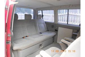 Салон Volkswagen T4 (Transporter)