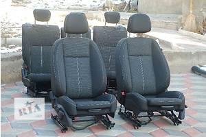 Сидения Fiat Scudo