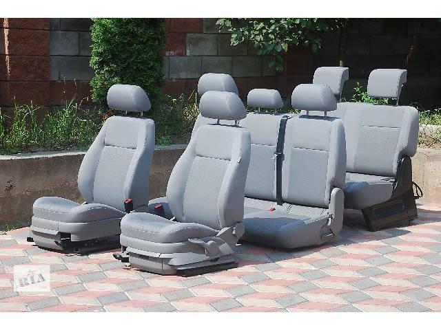 Компоненты кузова Сиденье Легковой Volkswagen Caddy 2010- объявление о продаже  в Ровно