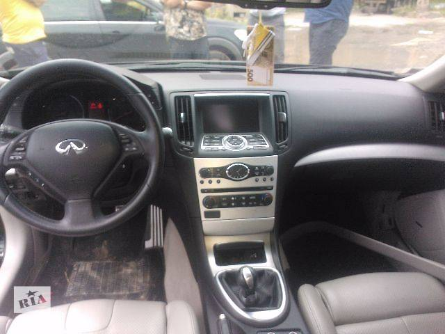 бу Компоненты кузова Система безопасности комплект Легковой Infiniti G35 Седан 2009 в Киеве