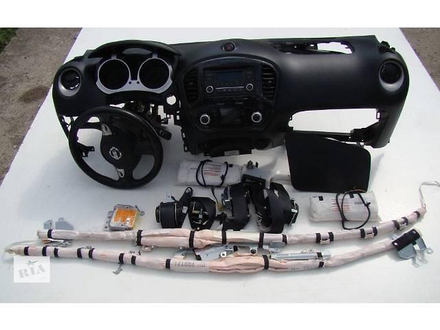 купить бу Компоненты кузова Система безопасности комплект Легковой Nissan Juke в Киеве
