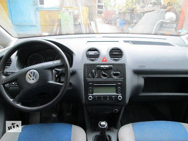 бу Компоненты кузова Торпедо/накладка Легковой Volkswagen Caddy в Костополе