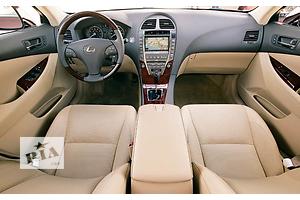 Накладки Lexus ES