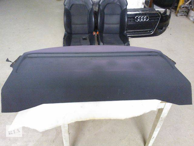 бу С6 Компоненты кузова Внутренние компоненты кузова Легковой Audi A6 в Костополе