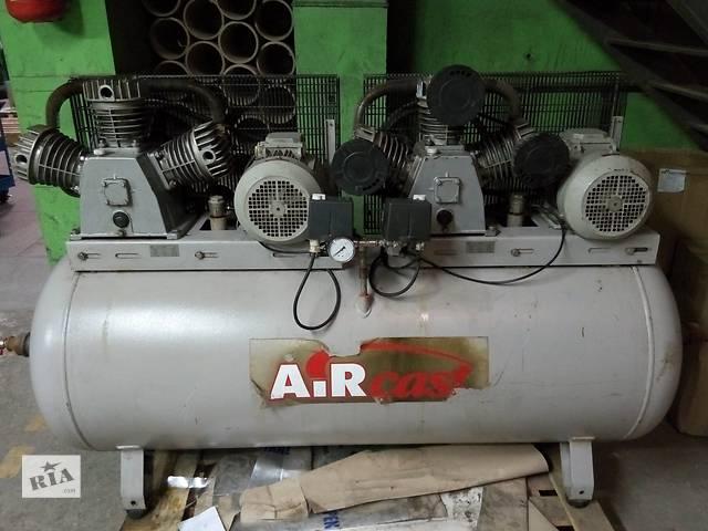 купить бу Компрессор Aircast СБ4/Ф-500.LB75Т (тандемное исполнение) в Чернигове