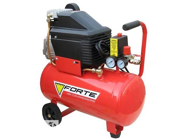 купить бу Компрессор Forte VFL-50  (2 цилиндра) в Кропивницком (Кировоград)