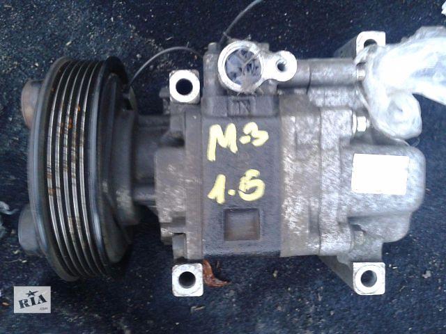 бу Компрессор кондиционера Mazda 3, 2003-2006 год., 1.6 бензин. в Киеве