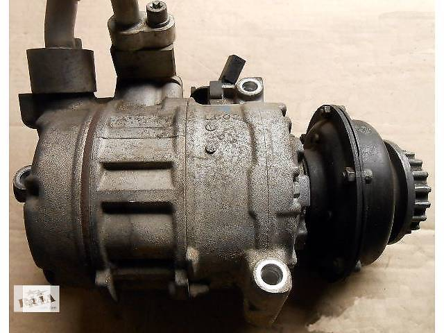 купить бу Компрессор кондиционера системы кондиционирования 7H0820805C Volkswagen Touareg 2.5 TDi в Ровно