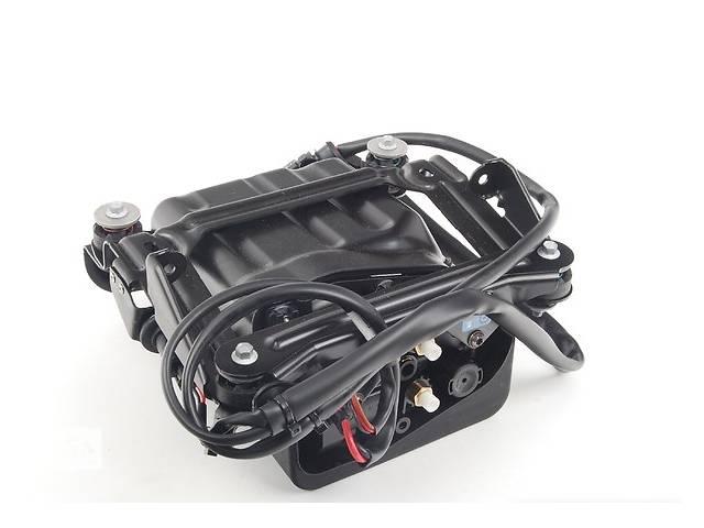 купить бу Компрессор пневмо подвески Porsche Panamera Оригинал! В наличии! Отправка в Киеве