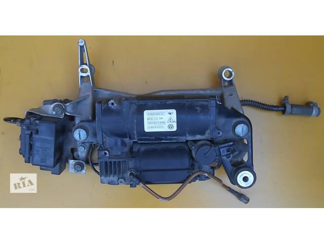 продам  Компрессор пневмоподвески пневмопідвіски 7L0616006D Volkswagen Touareg Туарег бу в Ровно