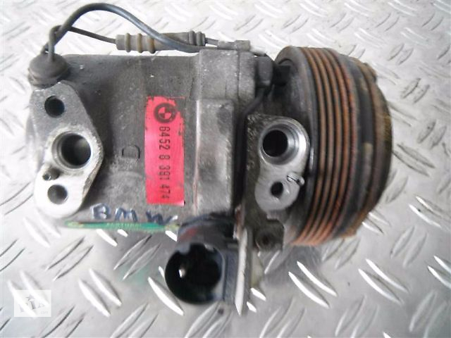бу компрессор кондиционера для BMW 3 Series, E36, 2.5tdi, 1996, 64528391474 в Львове