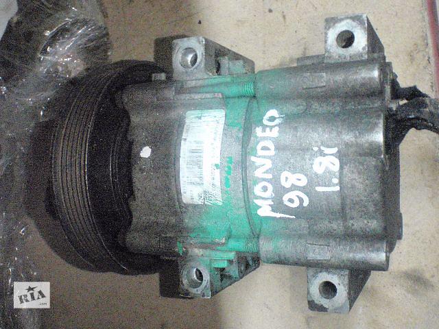 купить бу компрессор кондиционера для Ford Mondeo, 1.8i, 1997, 96BW-190629-AC в Львове