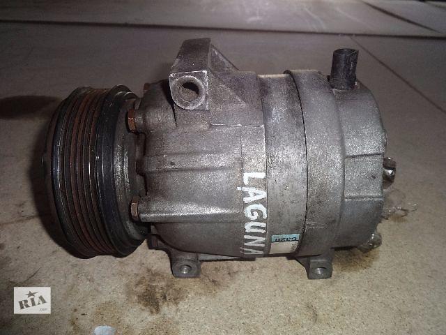 продам компрессор кондиционера для Renault Laguna, 2.2cdi, 2002, 8200021822 бу в Львове