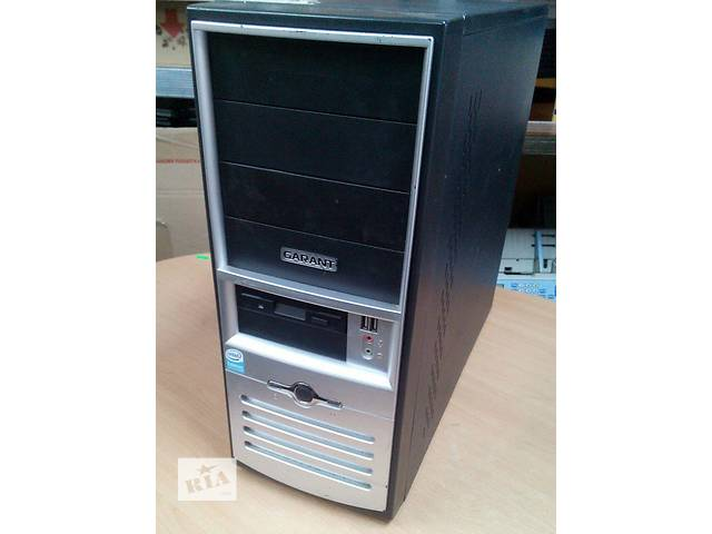 купить бу Компьютер 2 ядра 1Гб, Intel 80Гб в Киеве
